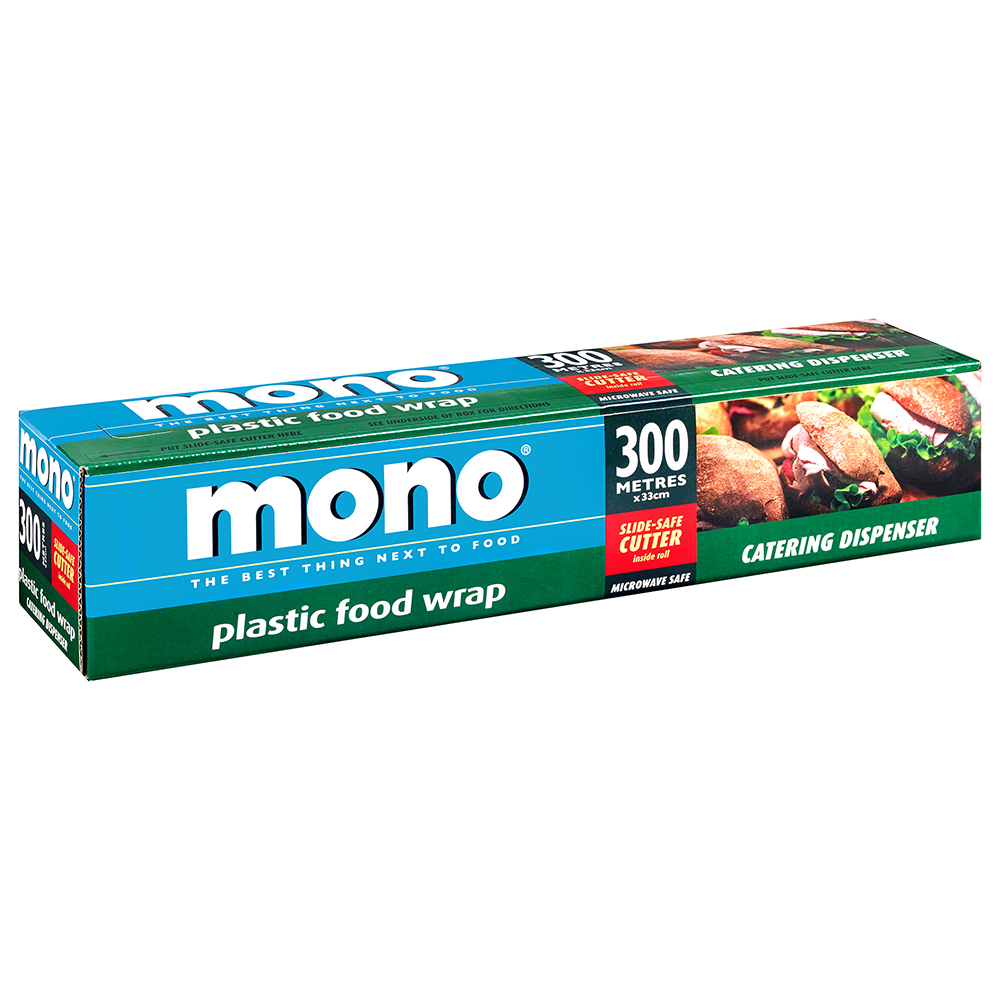 MONO Plastic Foodwrap Dispenser 300M x 330mm
