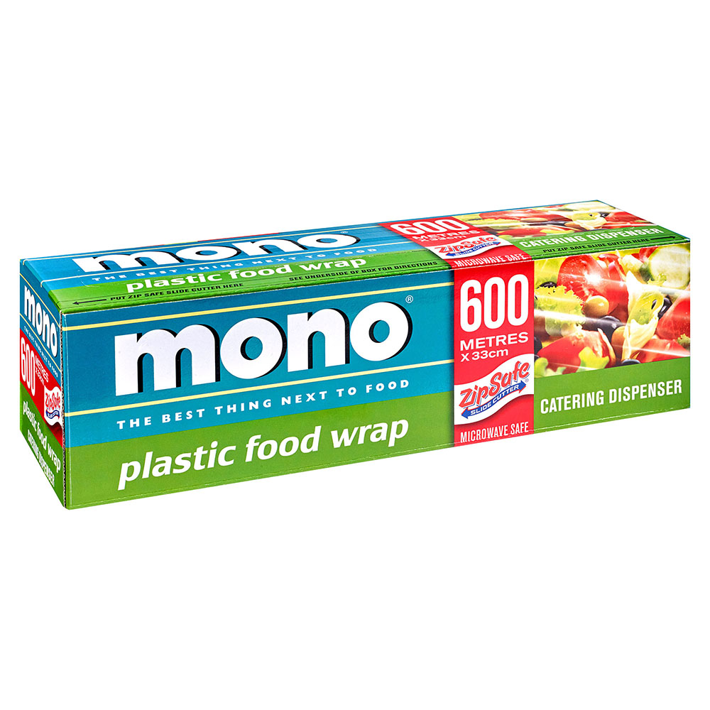 MONO Plastic Foodwrap Dispenser 600M x 330mm