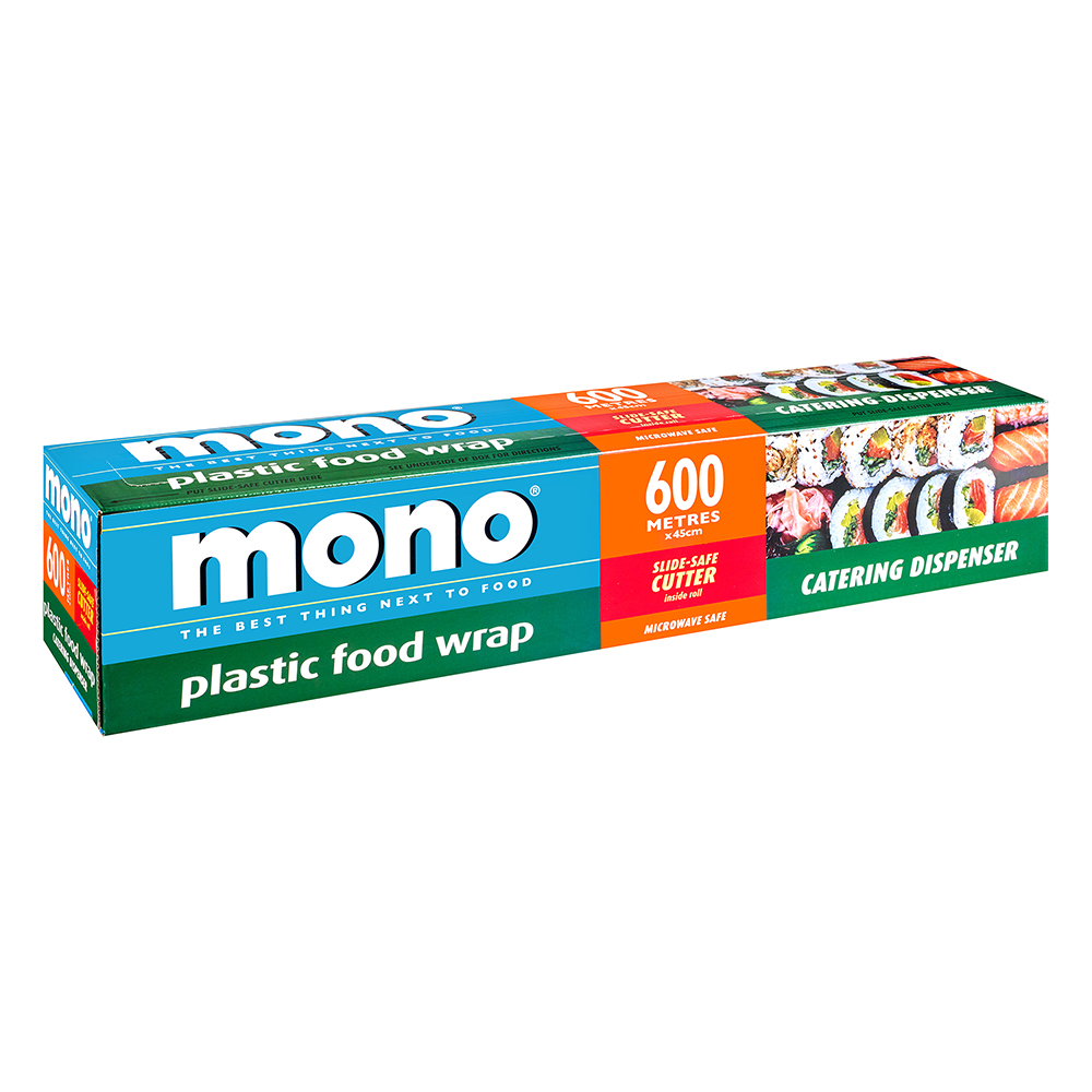 Mono Plastic Foodwrap Dispenser Wide 600M x 450mm